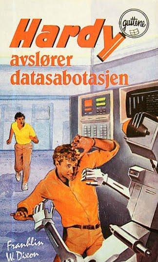 Hardyguttene avslører datasabotasjen