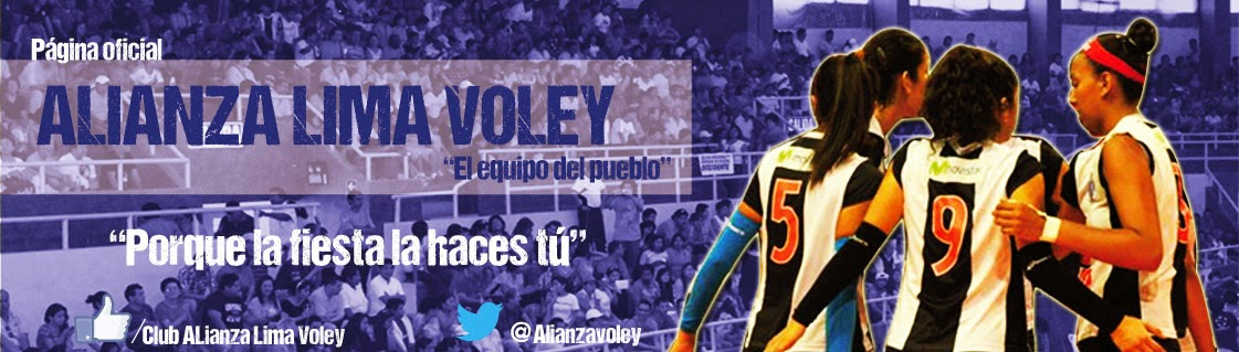 Club Alianza lima voley