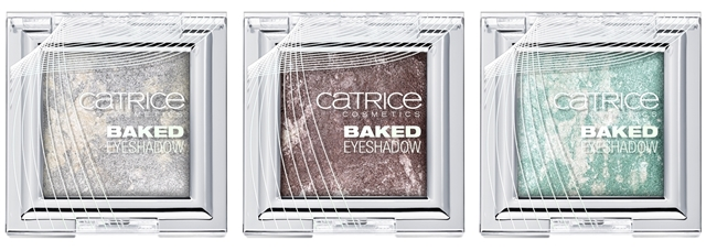 Catrice ''Haute Future'' Limited Edition Baked  Eyeshadow