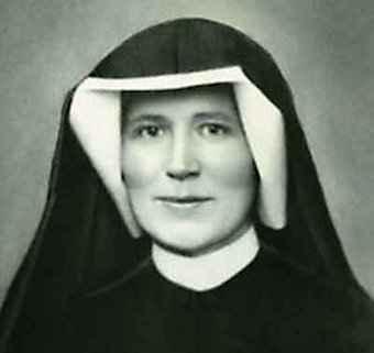 Santa Faustina