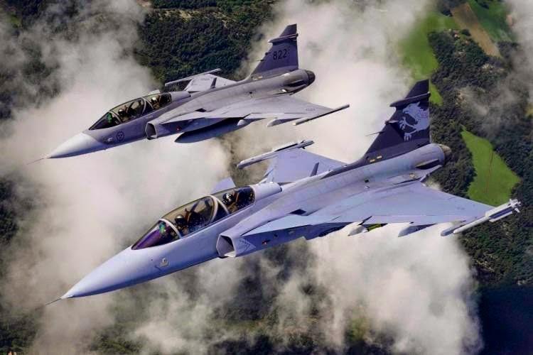 Kerjasama Saab Gripen dan Deftech Malaysia