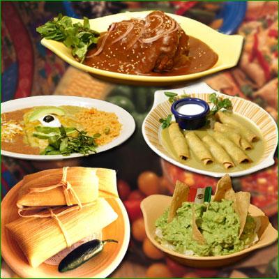 gastronomia tipica mexicana: