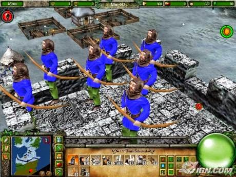 Stronghold Legends Game For PC Full Version Free Download