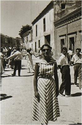 Abuelohara Leganes Juan Muñoz en fiestas