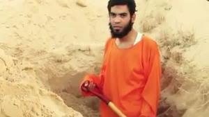 Espião israelense cavou sua própria sepultura onde foi assassinado por terroristas