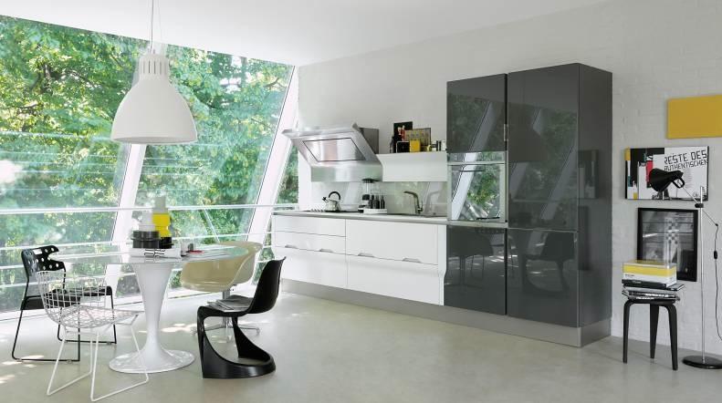Le cucine all 39 ultimo grido tecnologiche e eleganti arredamento a brescia - Cucine eleganti moderne ...