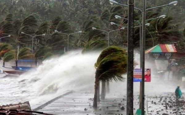 Năm 2014, bão, áp thấp có thể sẽ xuất hiện sớm và bất thường