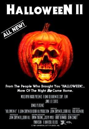 Halloween 2: Sanguinario Poster