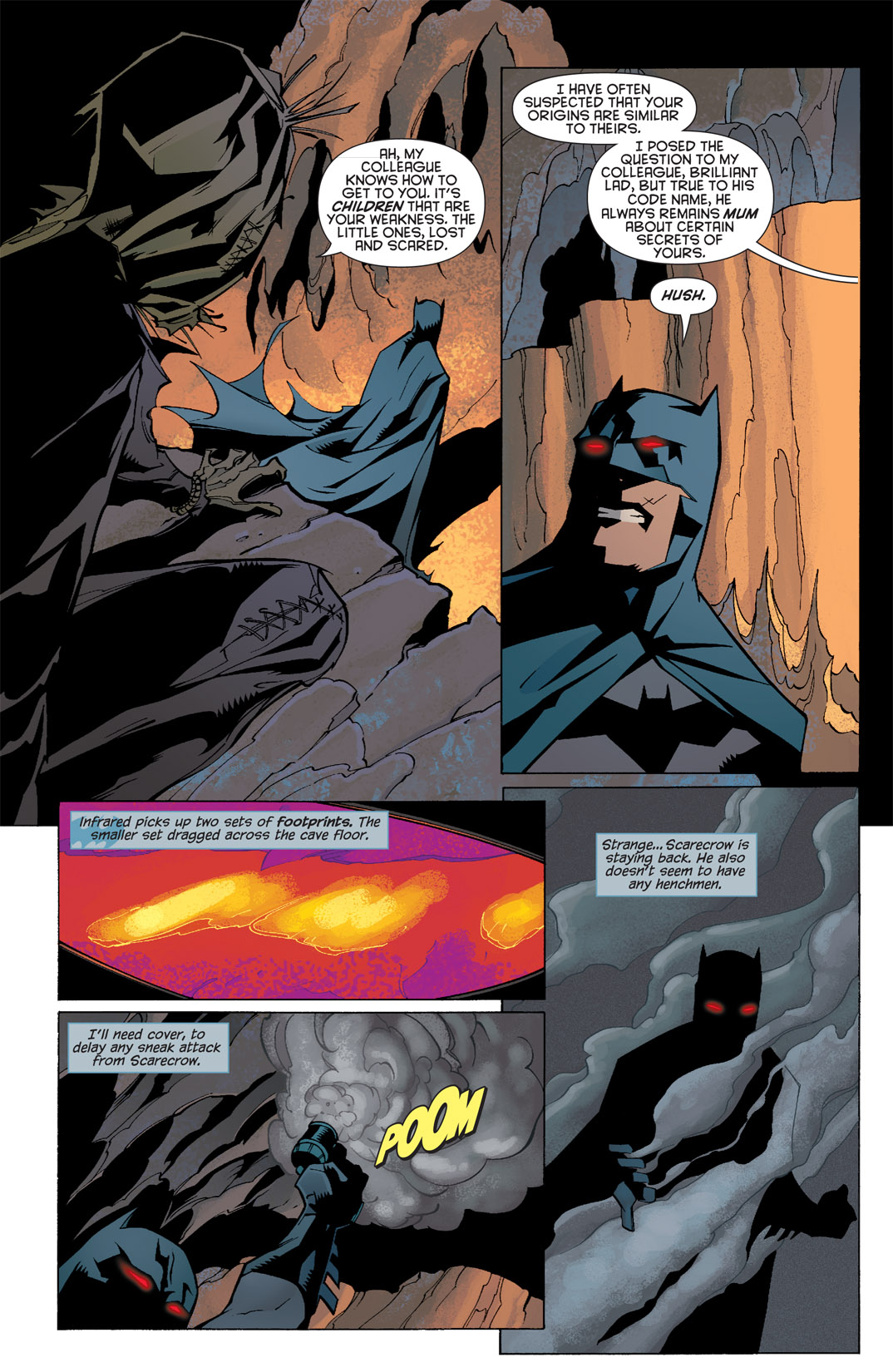 Detective Comics (1937) Issue #848 Page 8