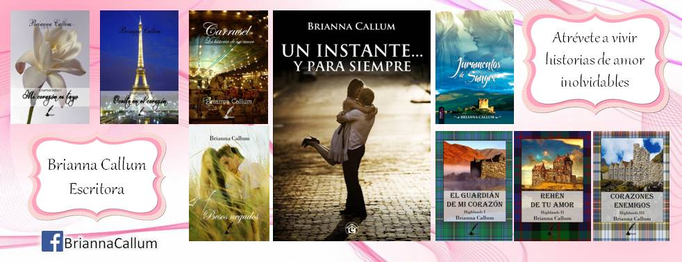Brianna Callum - Escritora
