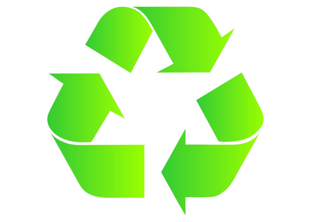 Free cdr logo vector: Recycle