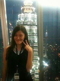 KLCC tower 2013