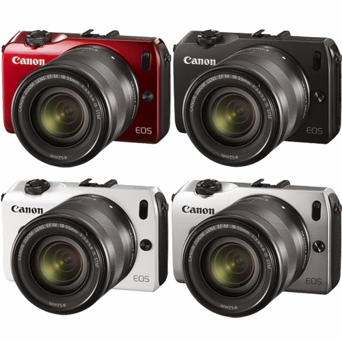 DLNA-compliant, Canon EOS M-2, new canon mirrorless, new mirrorless camera, full HD, Wi-Fi, Hybrid CMOS sensor, new canon