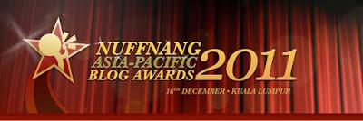 Blog awards..