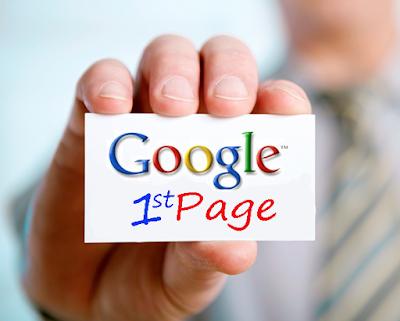 Cara Ampuh Agar Artikel Blog Muncul di Halaman Pertama Google