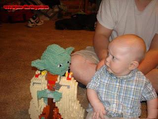 smjesne slike, Beba i zombi