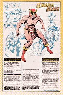 Bwana Beast (ficha dc comics)