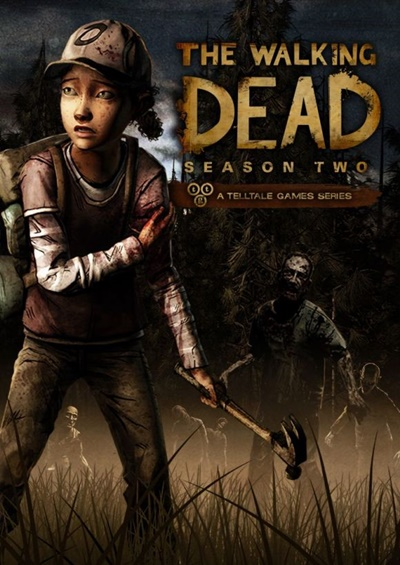 The Walking Dead Season 2 Episodio 1 Al 4 [Español] [DVD5] [2014] [VH]