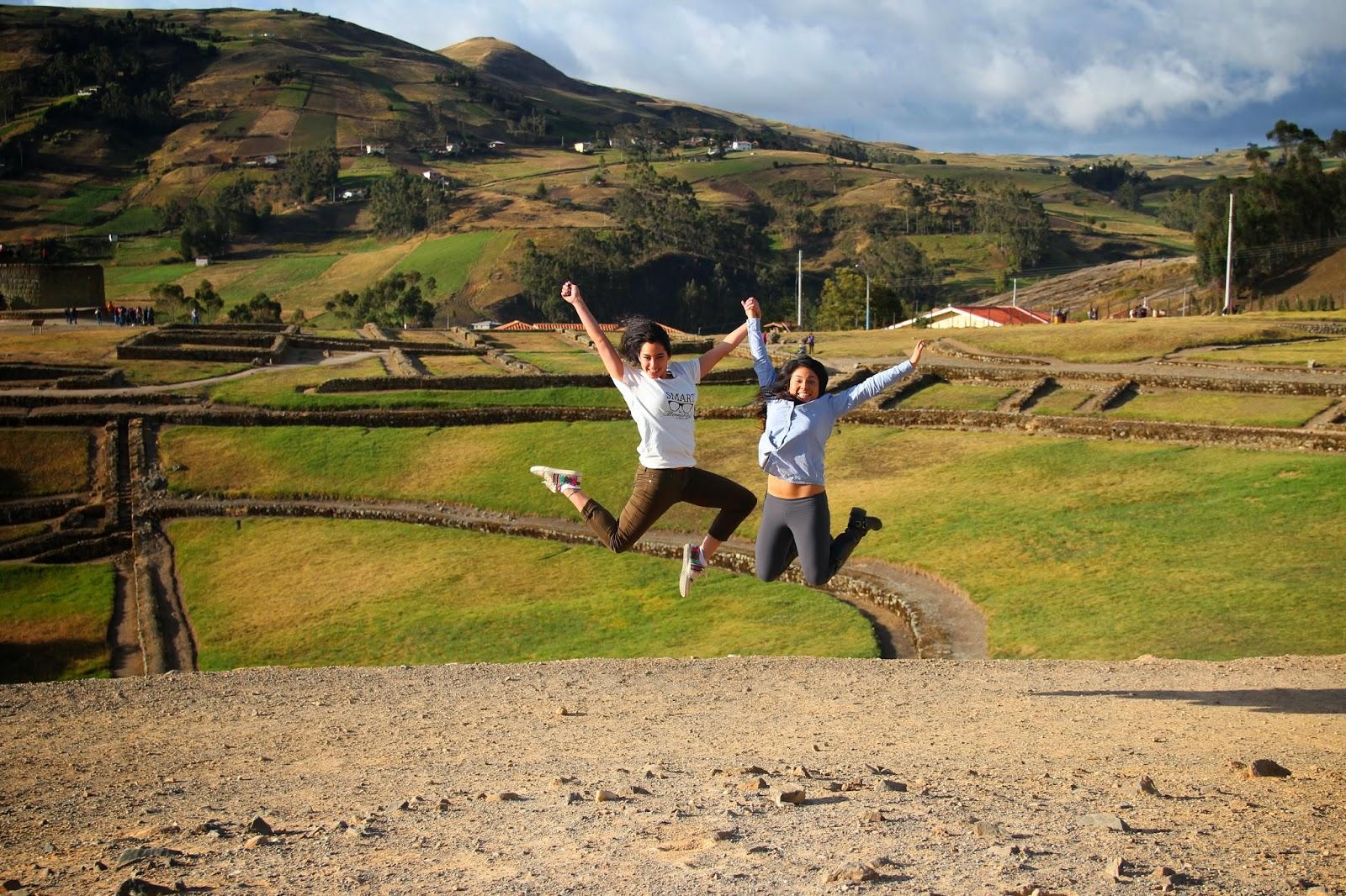 Ruinas Ingapirca, Cuenca, Ecuador, 4 All humanity