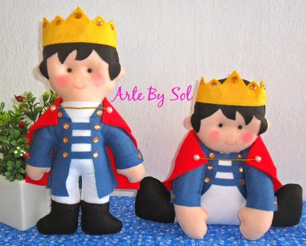 Rei Arthur - Centros de mesa