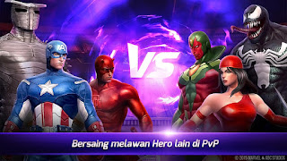 MARVEL Future Fight v1.8.0 Apk Full Android