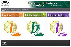 Portal de lecturas y bibliotecas de la Junta de Andalucía