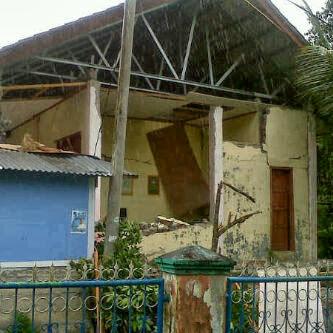 159 Unit Rumah Rusak Akibat Gempa Aceh