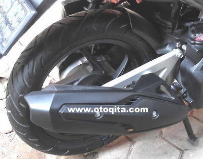 Gambar Ban Tubeless motor matic ring 14