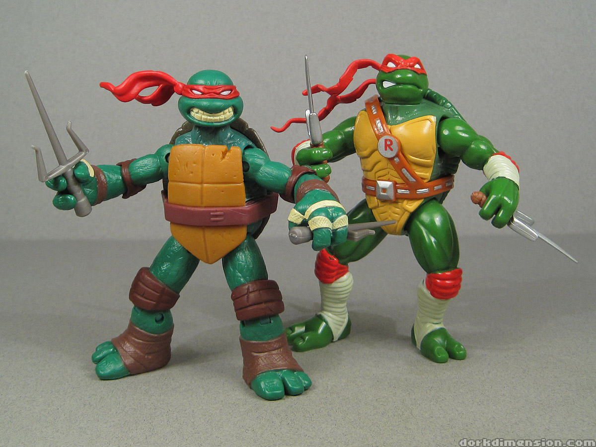 Teenage Mutant Ninja Turtles 2012 Neuralizer Toy : Dork dimension toy review teenage mutant ninja turtles