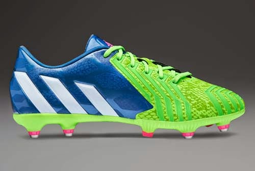 New Adidas Predator Absolado Instinct SG with Solar Green