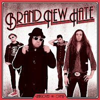 "BRAND NEW HATE: ""Hangover And Over"" CD & LP"