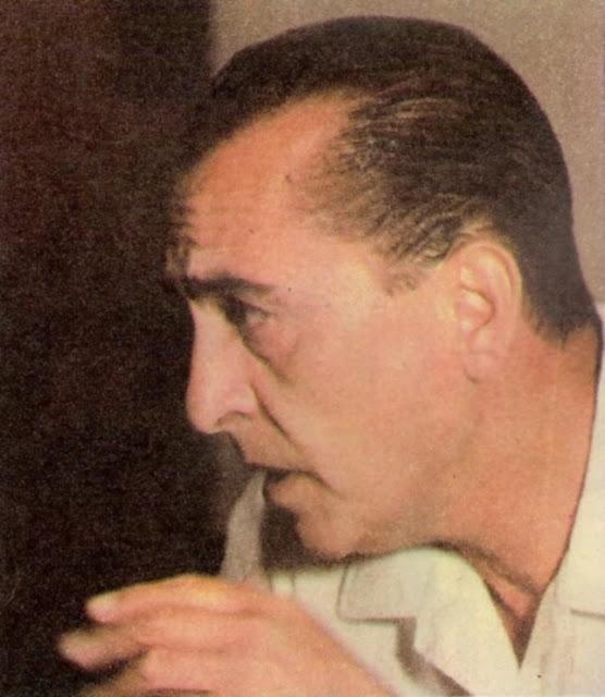 Hugo del Carril a color