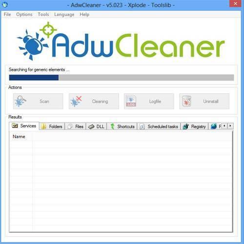 برنامج AdwCleaner لمنع الاعلانات اثناء تصفح الانترنت