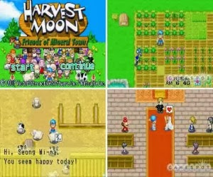 Download Game Harvest Moon PC Full Version