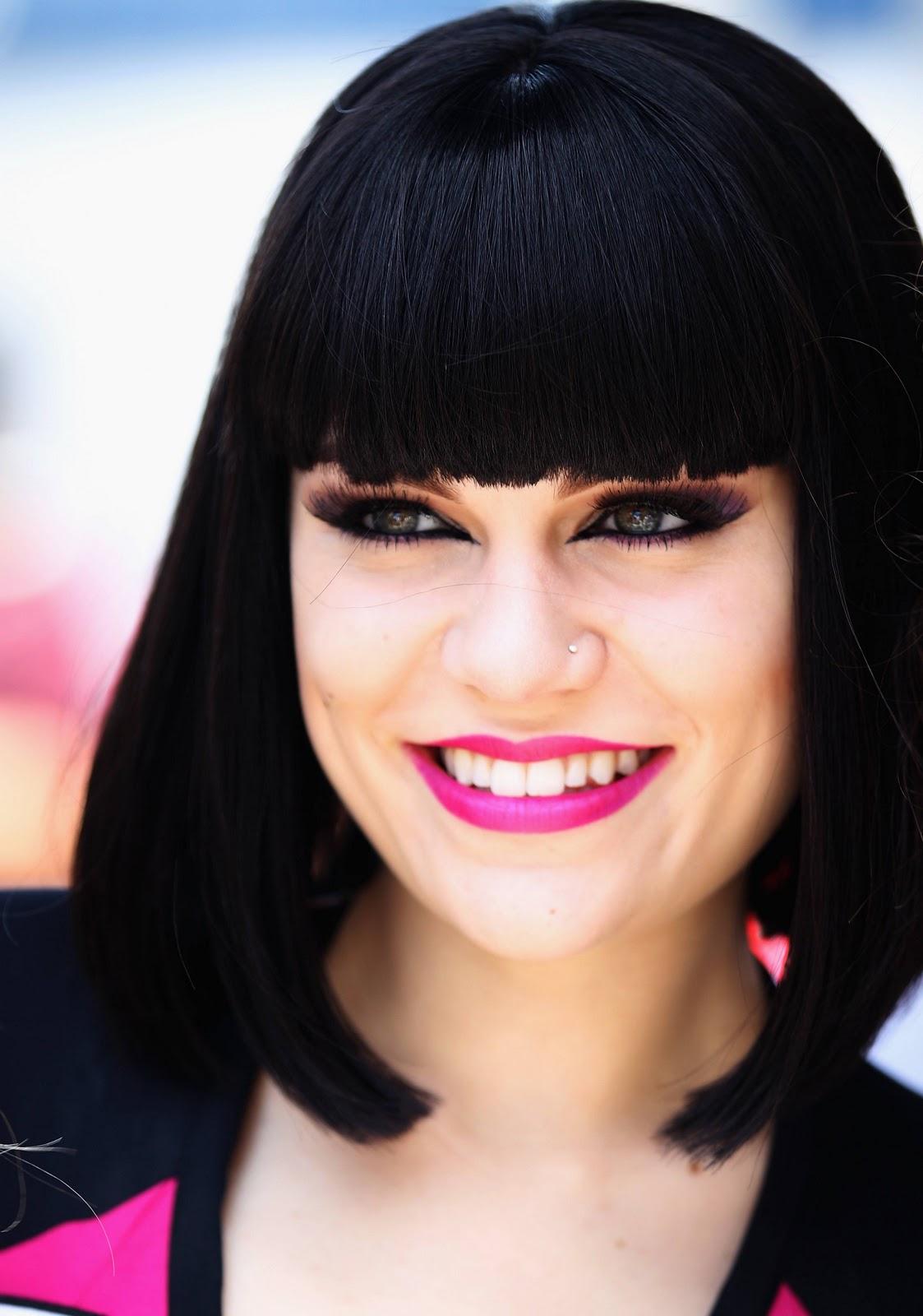 La La Lah: Jessie J Inspired Make Up Look