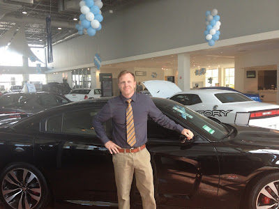 Landmark Dodge Chrysler Jeep Ram: Employee Spotlight- Evan Biddle