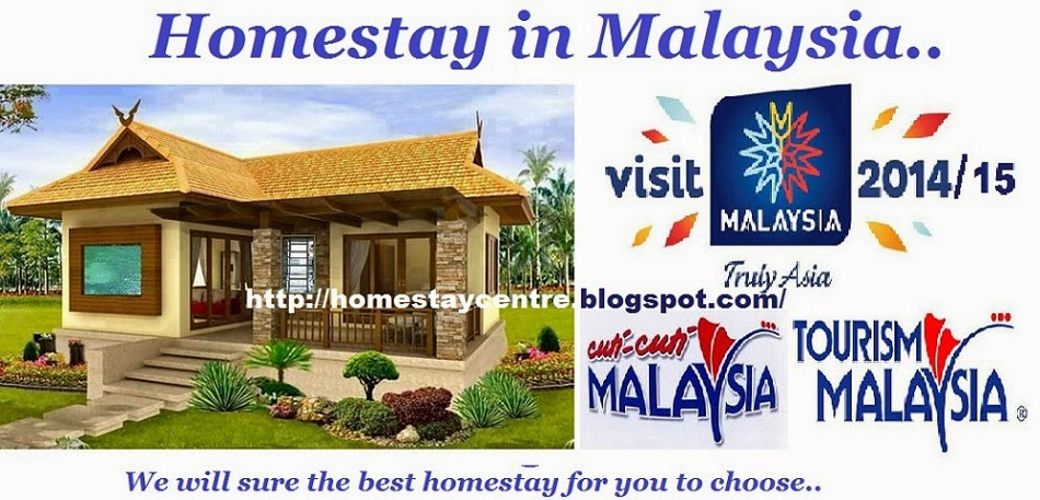 Homestay in Malaysia
