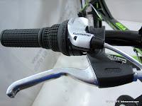 2 Sepeda Gunung Giant TRX 21 Speed Shimano Rem Cakram 26 Inci
