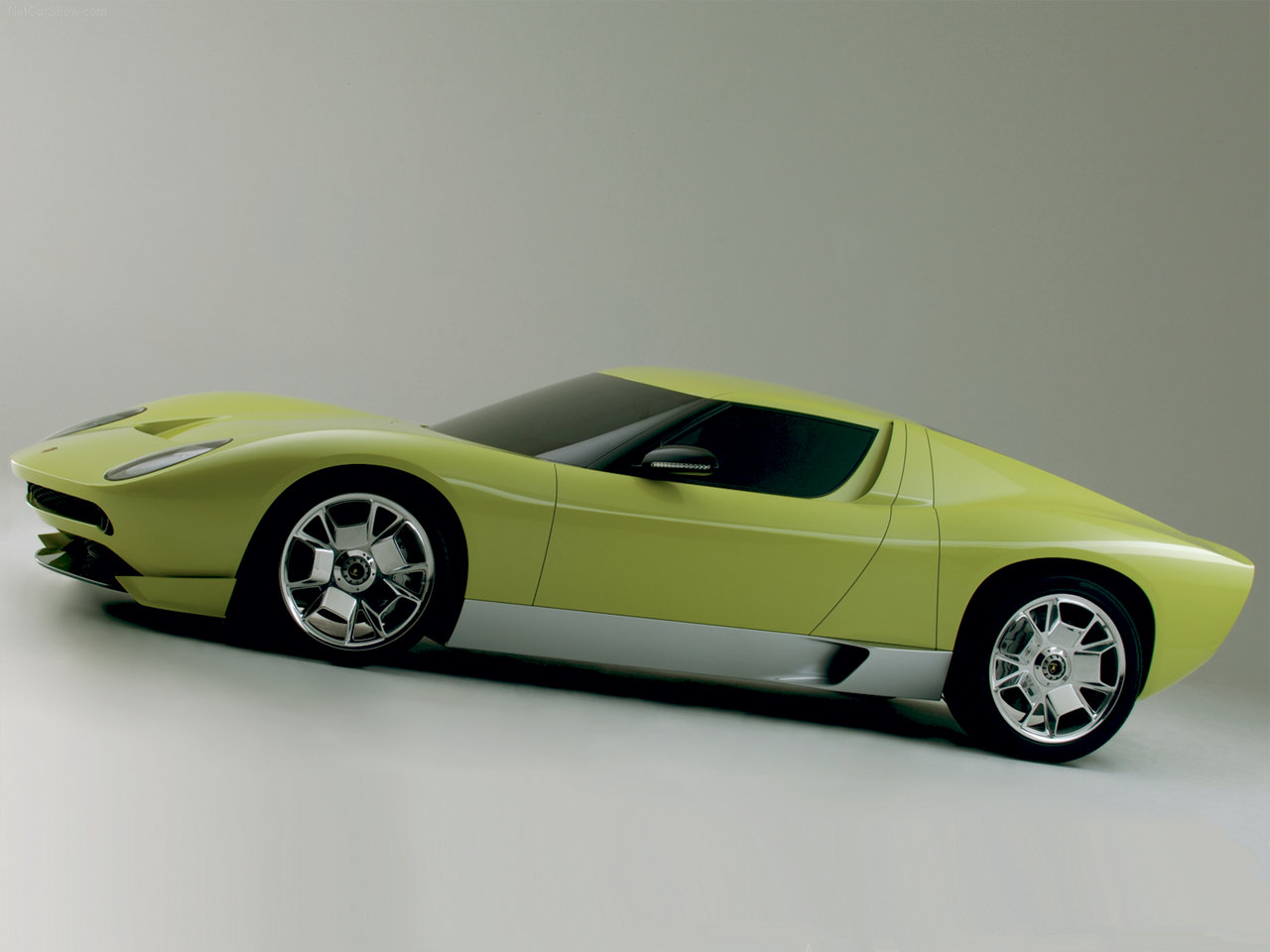 2006 lamborghini miura concept. Black Bedroom Furniture Sets. Home Design Ideas