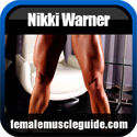 Miss Nikki Warner Female Physique Competitor Thumbnail Image 4