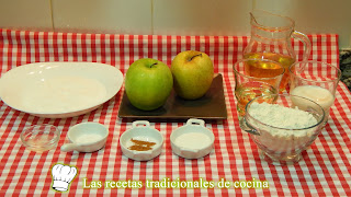 Receta de empanadas dulces de manzana
