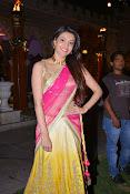 kajal agarwal photos in half saree-thumbnail-6