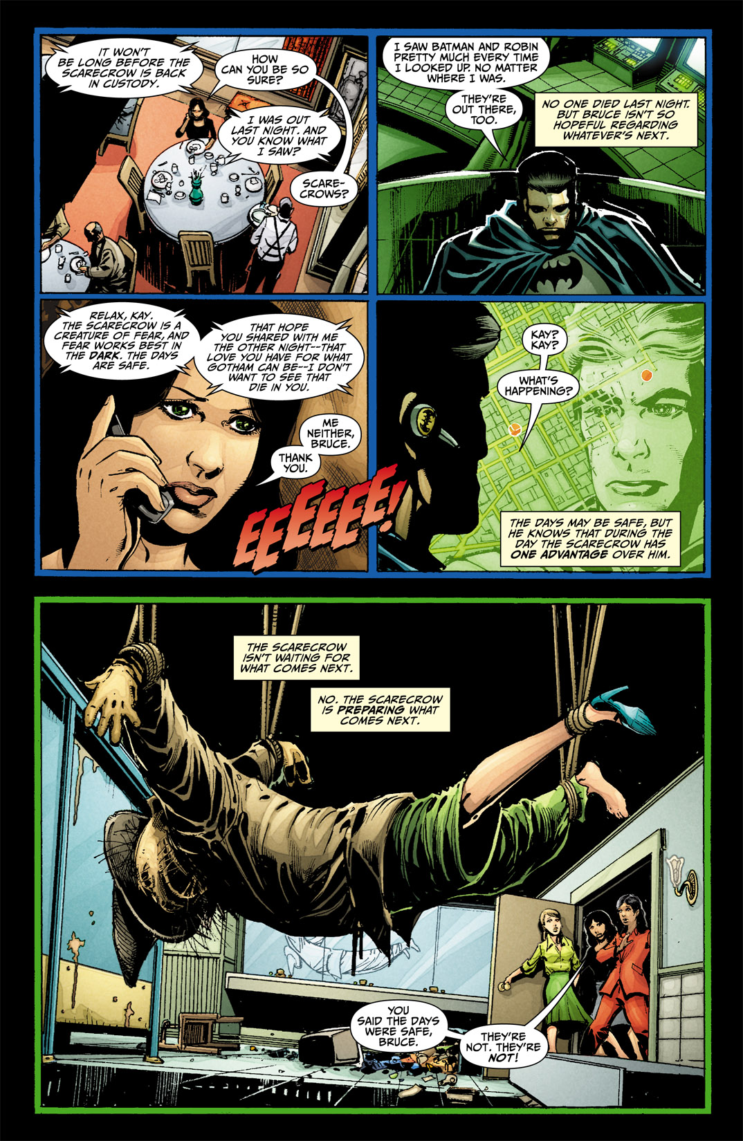 Detective Comics (1937) Issue #835 Page 22