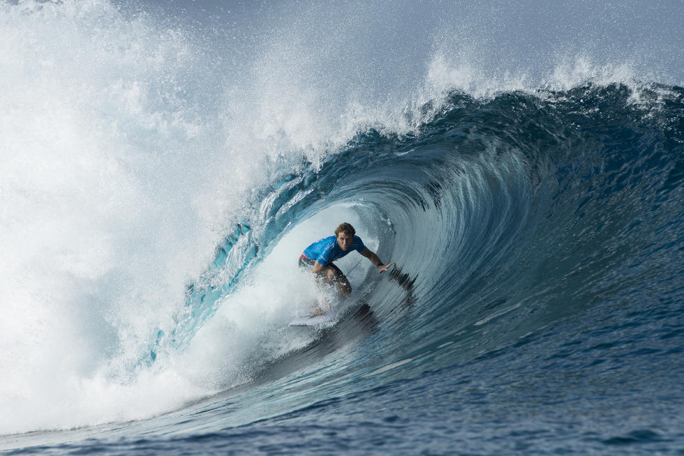 7 Kai Otton Billabong Pro Tahiti Foto WSL Stephen Robertson