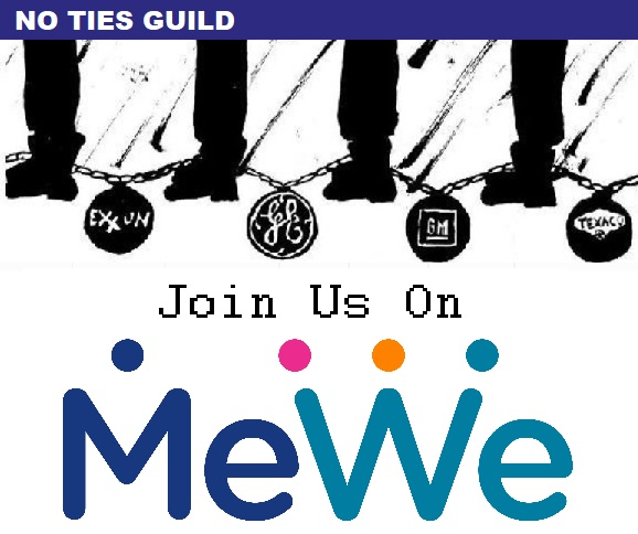 Join Us On MeWe