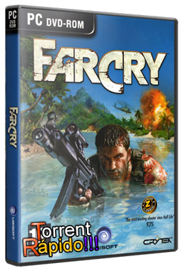 Downloads da Capa 3D Do Game Far Cry 1 PC BY Torrent Rápido!!!