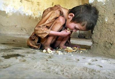 ruang-santai-maya.blogspot.com - Satu dari Delapan Orang di Seluruh Dunia Kelaparan