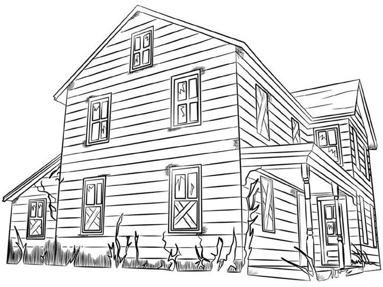 Test de personnalit dessiner une maison l 39 assurance d for Dessiner votre maison