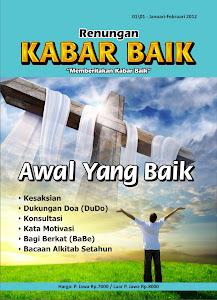 Cover Renungan Kabar Baik Januari-Februari 2012