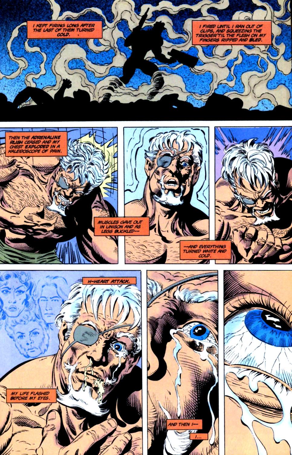 Deathstroke (1991) Issue #16 #21 - English 23
